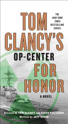 Tom Clancy's Op-Center: For Honor Cover Image