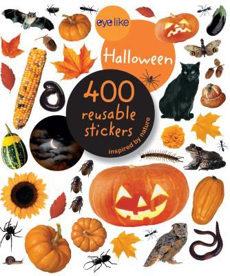 Eyelike Stickers: Halloween Cover Image