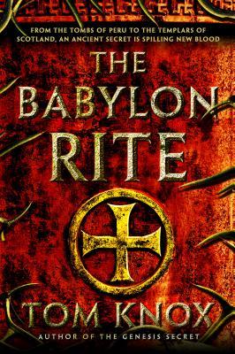 The Babylon Rite Cover