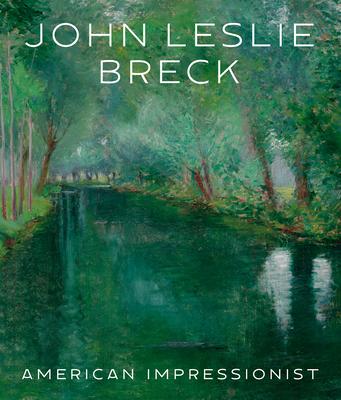 Cover for John Leslie Breck