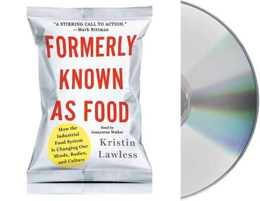 Cover for Formerly Known As Food