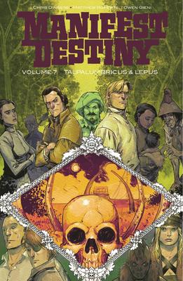 Cover for Manifest Destiny Volume 7
