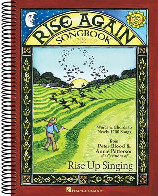 Rise Again Songbook: Words & Chords to Nearly 1200 Songs 9x12 Spiral Bound Cover Image
