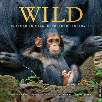 Wild 2021 Wall Calendar: Untamed Animals, Untouched Landscapes Cover Image