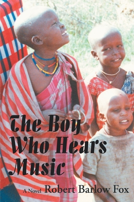 Cover for The Boy Who Hears Music