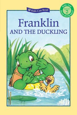 Franklin and the Duckling (Kids Can Read) Cover Image
