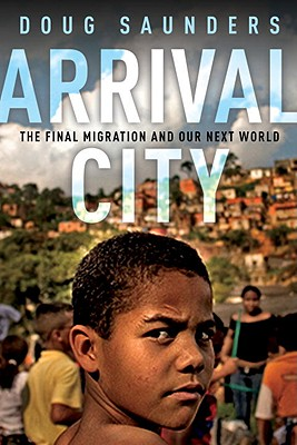 Cover for Arrival City