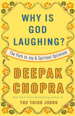 Why Is God Laughing? Cover