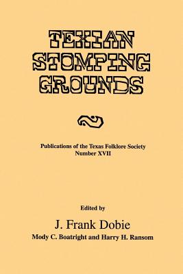 Cover for Texian Stomping Grounds