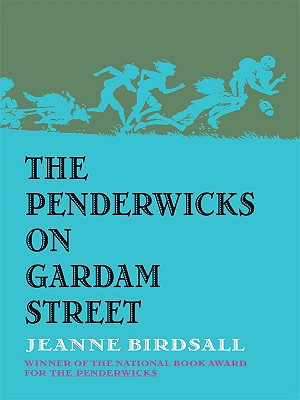 The Penderwicks on Gardam Street Cover