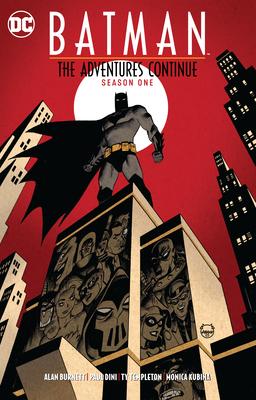 Batman: The Adventures Continue Season One Cover Image