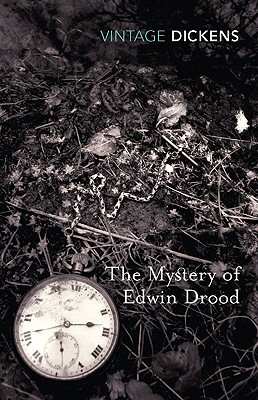 The Mystery of Edwin Drood Cover