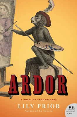 Ardor: A Novel of Enchantment Cover Image