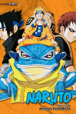 Naruto (3-in-1 Edition), Vol. 5 cover image