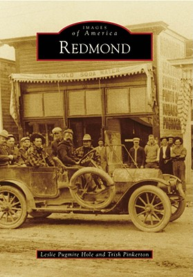 Redmond (Images of America (Arcadia Publishing)) Cover Image