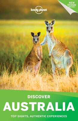 Lonely Planet Discover Australia (Discover Country) Cover Image