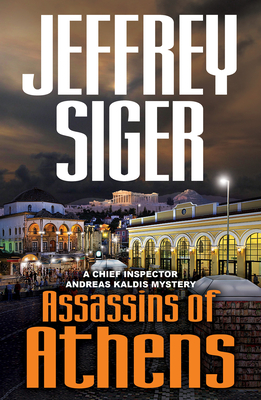 Assassins of Athens Cover