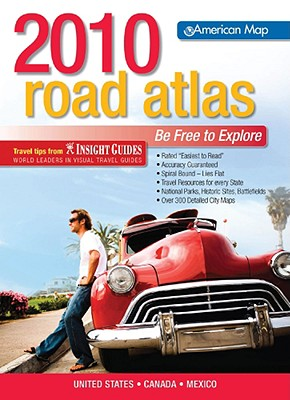 Road Atlas Cover