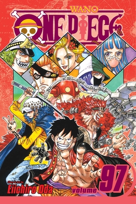 One Piece, Vol. 97 Cover Image