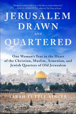 Cover for Jerusalem, Drawn and Quartered