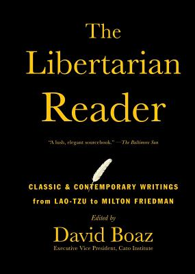 Cover for The Libertarian Reader
