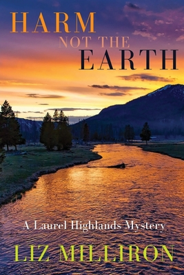 Cover for Harm Not the Earth