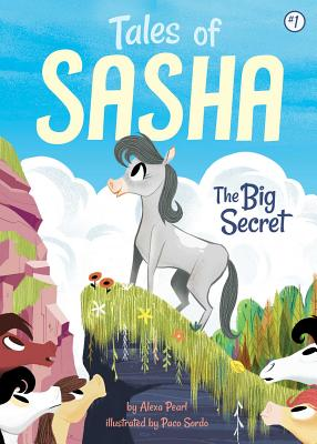 Tales of Sasha 1: The Big Secret Cover Image