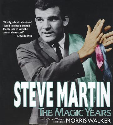 Steve Martin: The Magic Years Cover Image