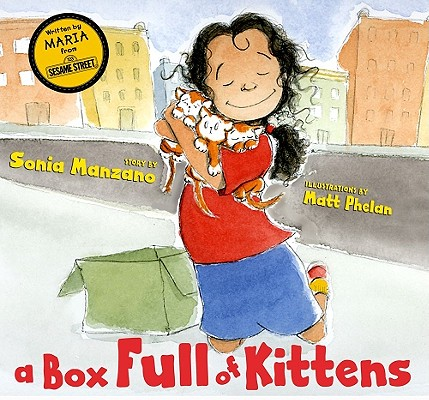 A Box Full of Kittens Cover
