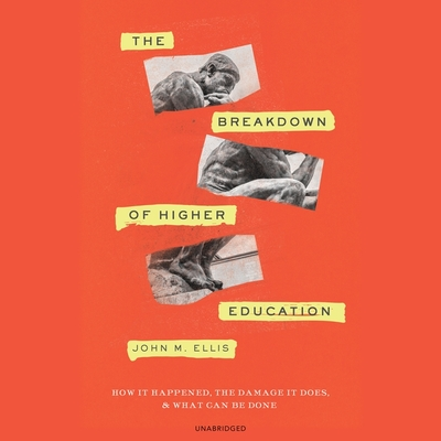 The Breakdown of Higher Education: How It Happened, the Damage It Does, and What Can Be Done Cover Image