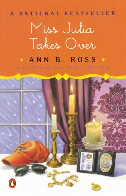 Miss Julia Takes Over: A Novel Cover Image