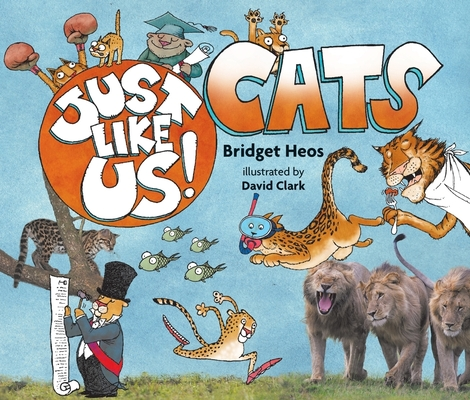 Just Like Us! Cats Cover Image