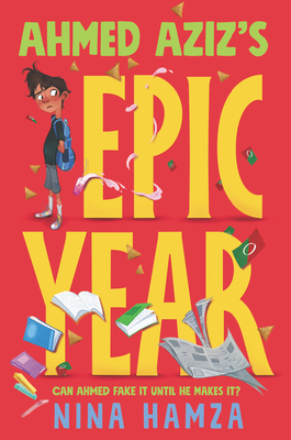Ahmed Aziz's Epic Year Cover Image