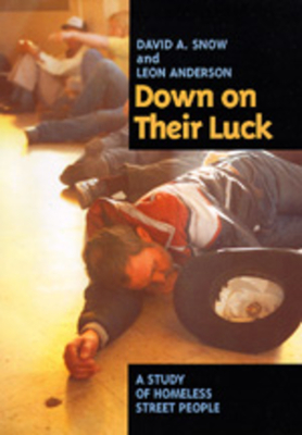 Cover for Down on Their Luck