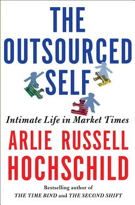 The Outsourced Self Cover