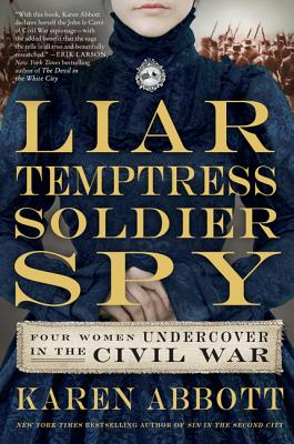 Liar, Temptress, Soldier, Spy Cover