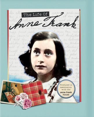 The Life of Anne Frank Cover Image