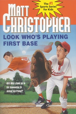 Look Who's Playing First Base Cover Image