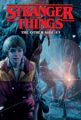Stranger Things: The Other Side #3 Cover Image