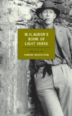 W. H. Auden's Book of Light Verse Cover