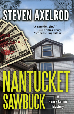 Nantucket Sawbuck (Henry Kennis Mysteries #1) Cover Image