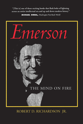 Emerson: The Mind on Fire Cover Image