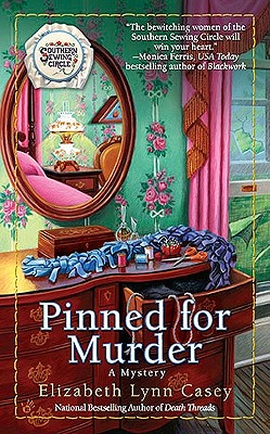 Cover for Pinned for Murder (Southern Sewing Series #3)