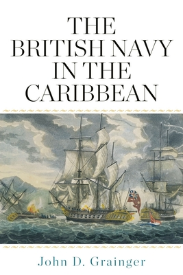 The British Navy in the Caribbean Cover Image