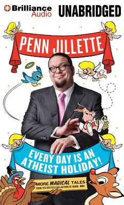 Every Day Is an Atheist Holiday! Cover
