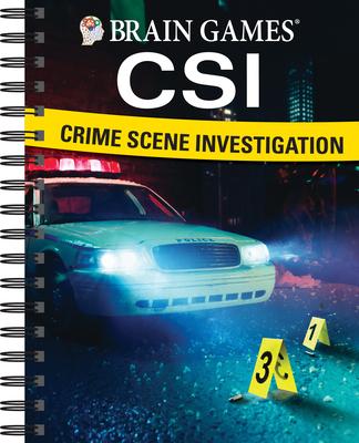 Brain Games - Crime Scene Investigation (Csi) #2, 2 Cover Image
