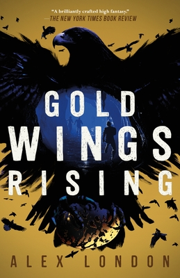 Gold Wings Rising (The Skybound Saga #3) Cover Image