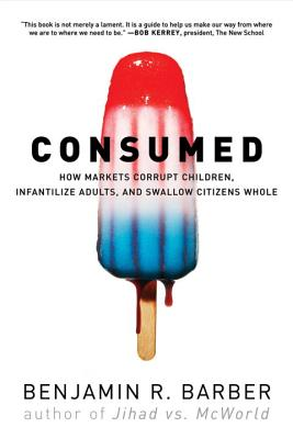 Cover for Consumed