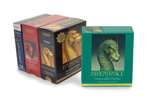 The Inheritance Cycle Audiobook Collection Cover Image