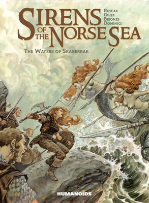 Sirens of the Norse Sea: The Waters of Skagerrak Cover Image